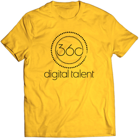 Printed t-shirt - 360 Digital talent