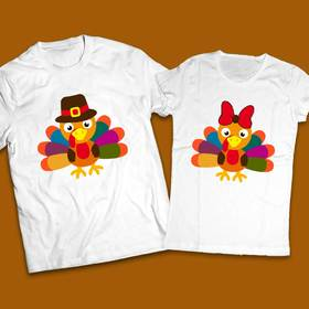 Couples t shirts - When I Love you 2