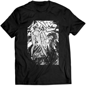 Printed t-shirt -  Live Show (18+)